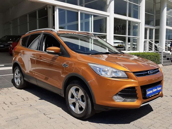 2016 Ford Kuga 1.5 Ecoboost Ambiente Gauteng Midrand_0