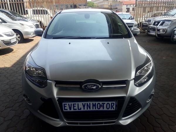 2012 Ford Focus 1.6 Ti Vct Trend 5dr  Gauteng Johannesburg_0