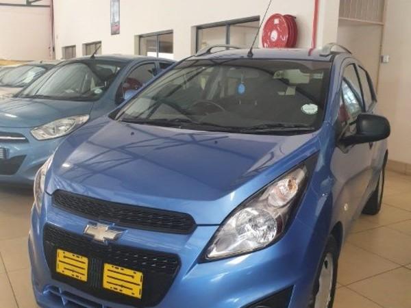 2014 Chevrolet Spark 1.2 L 5dr  North West Province Rustenburg_0