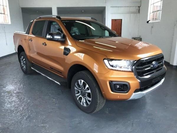 2020 Ford Ranger 2.0TDCi Wildtrak Auto Double Cab Bakkie Western Cape Swellendam_0