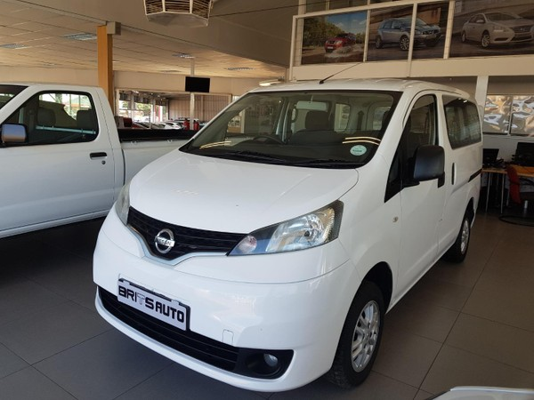 2014 Nissan NV200 1.6i Visia 7 Seater North West Province Brits_0