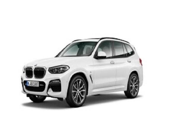 2019 BMW X3 xDRIVE 20d M-Sport G01 Gauteng Four Ways_0