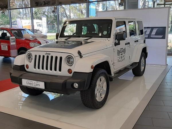 2013 Jeep Wrangler Unlimited 3.6l V6 At  Gauteng Pretoria_0