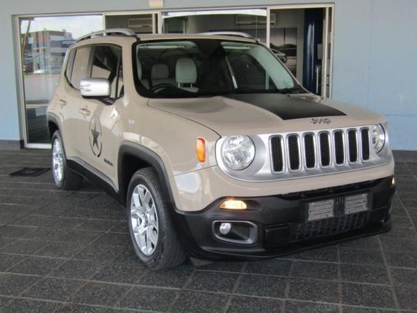 2016 Jeep Renegade 1.6 MJET LTD Limpopo Polokwane_0