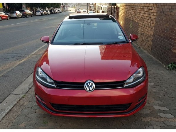 2014 Volkswagen Golf Vii 1.4 Tsi Comfortline Dsg  Kwazulu Natal Umhlanga Rocks_0