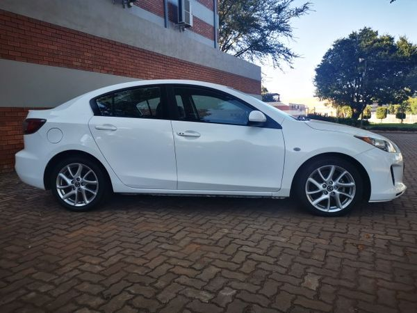 2013 Mazda 3 1.6 Dynamic  Limpopo Louis Trichardt_0