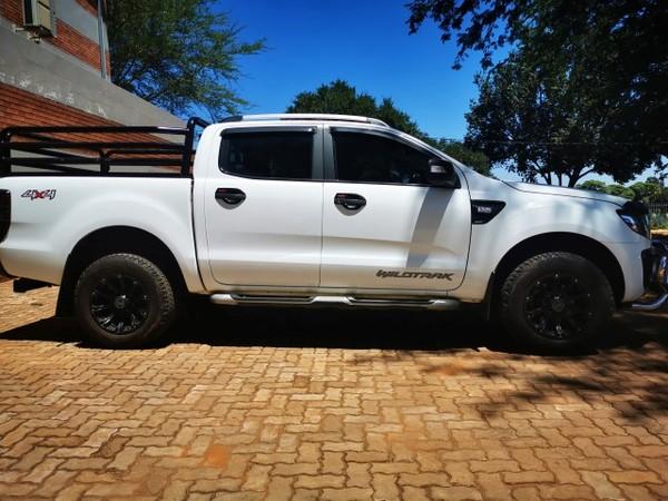 2015 Ford Ranger 3.2TDCi Wildtrak 4x4 Auto Double cab bakkie Limpopo Louis Trichardt_0