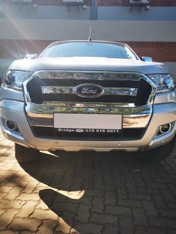 2018 Ford Ranger 3.2tdci Xlt 4x4 At Pu Dc  Limpopo Louis Trichardt_0