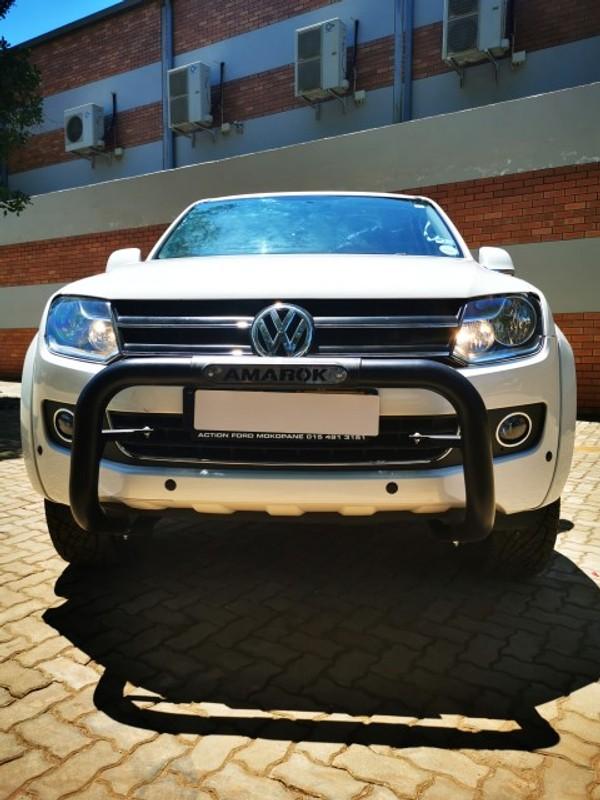 2015 Volkswagen Amarok 2.0 BiTDi Highline 132KW 4MOT Auto Double cab bakk Limpopo Louis Trichardt_0