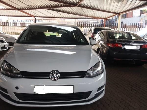 2014 Volkswagen Golf Vii 2.0 Tdi Comfortline  Gauteng Jeppestown_0