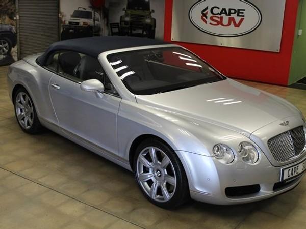 2007 Bentley Continental Gtc  Western Cape Brackenfell_0