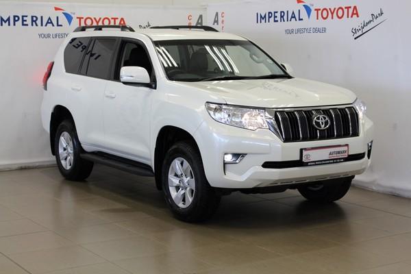 2019 Toyota Prado TX 3.0D Auto Gauteng Johannesburg_0