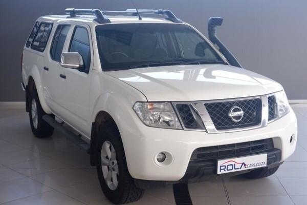 2010 Nissan Navara 2.5 Dci Le 4x4 Pu Dc  Western Cape Somerset West_0