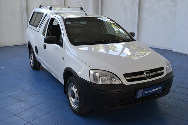 2007 Opel Corsa Utility 1.4i Pu Sc  Western Cape Cape Town_0
