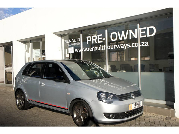 2016 Volkswagen Polo Vivo GP 1.6 GTS 5-Door Gauteng Four Ways_0