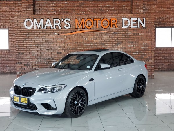 2019 BMW M2 Coupe M-DCT Competition F87 Mpumalanga Witbank_0