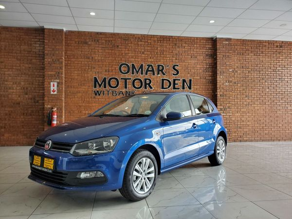 2020 Volkswagen Polo Vivo 1.6 Comfortline TIP 5-Door Mpumalanga Witbank_0