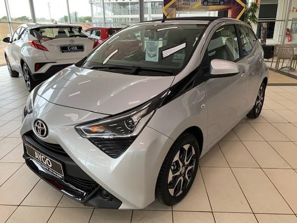 2020 Toyota Aygo 1.0 X-Cite 5-Door Limpopo Northam_0