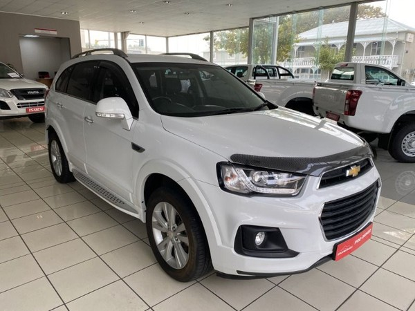 2016 Chevrolet Captiva 2.4 LT Auto Western Cape Paarl_0