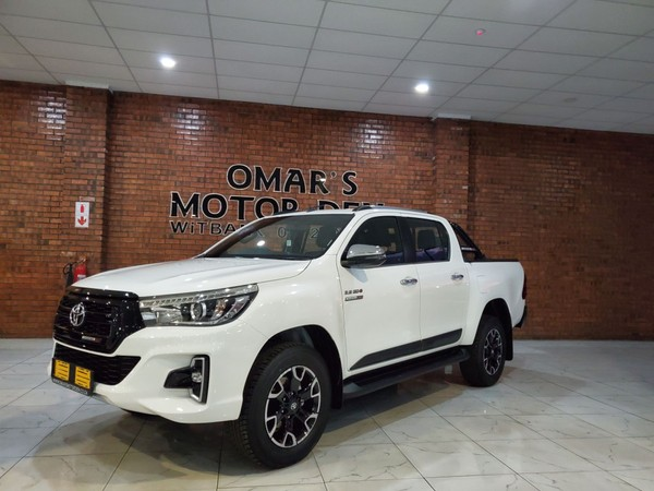 2020 Toyota Hilux 2.8 GD-6 LEGEND 50 AUTOMATIC PU DC Mpumalanga Witbank_0