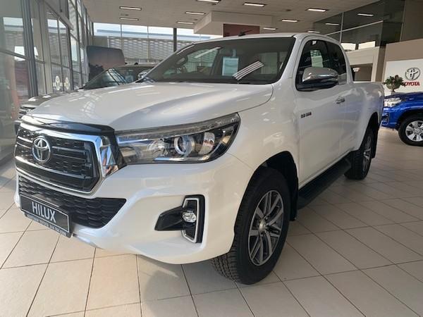 2020 Toyota Hilux 2.8 GD-6 RB Raider 4X4 Auto PU ECAB Limpopo Northam_0