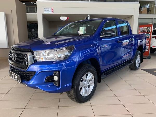 2020 Toyota Hilux 2.4 GD-6 SRX 4X4 Double Cab Bakkie Limpopo Northam_0