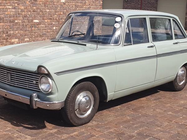 1966 Peugeot 206 HILLMAN SUPER MINX - CLASSIC PROJECT CAR Gauteng Kempton Park_0