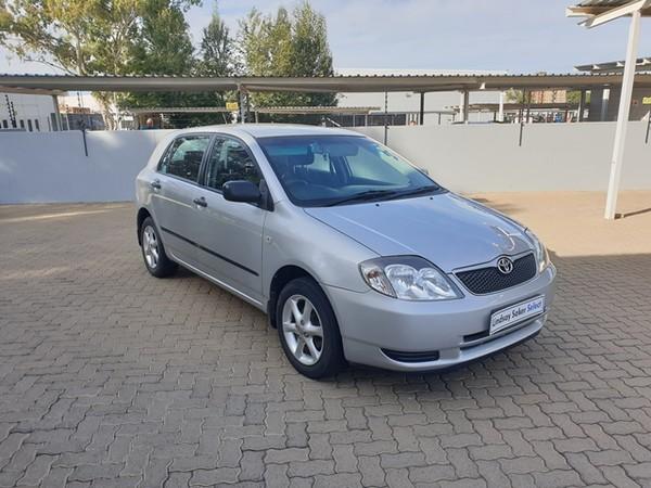 2004 Toyota RunX 140i Rt  Free State Bloemfontein_0