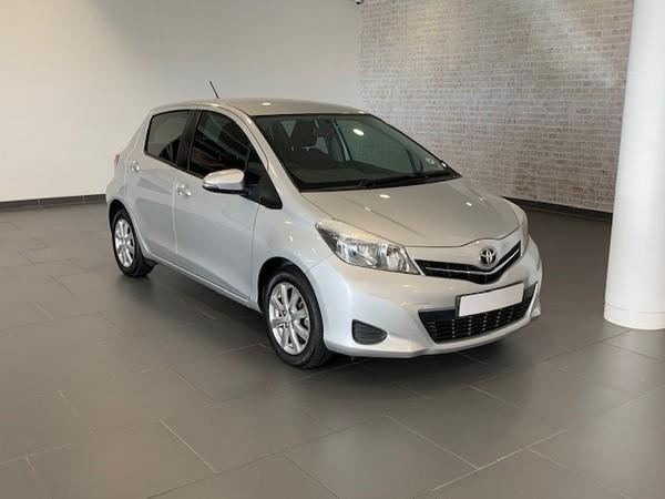 2012 Toyota Yaris 1.3 Xs 5dr  Free State Bloemfontein_0