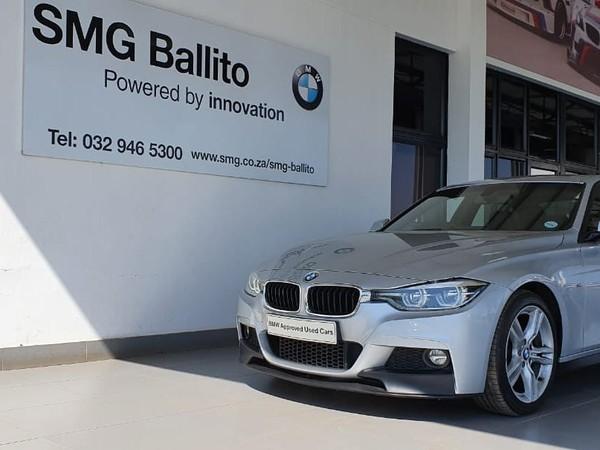 2017 BMW 3 Series 320i M Sport F30 Auto Kwazulu Natal Kwazulunatal_0
