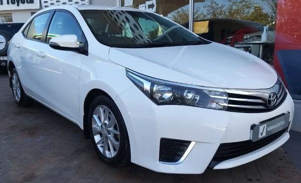 2015 Toyota Corolla 1.4D Prestige Western Cape Vredendal_0
