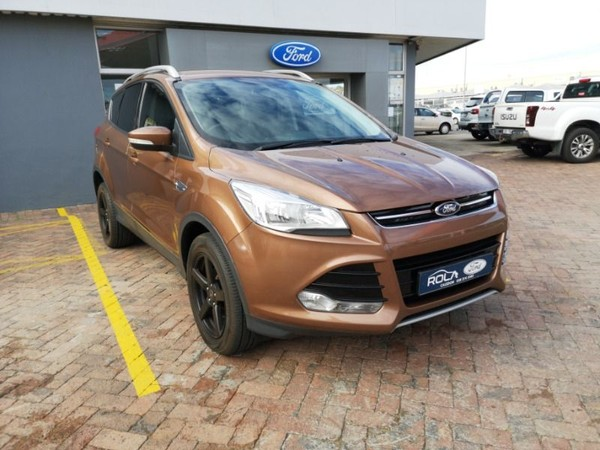 2013 Ford Kuga 1.6 Ecoboost Trend Western Cape Caledon_0