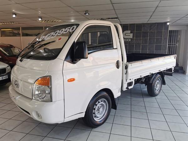 2011 Hyundai H100 Bakkie 2.6i D Fc Ds  Gauteng Edenvale_0