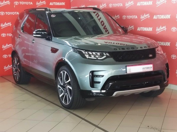 2017 Land Rover Discovery 3.0 Si6 HSE Luxury Gauteng Sandton_0