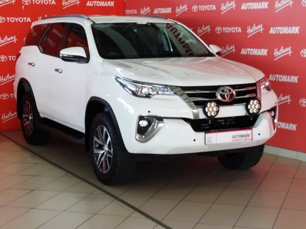 2019 Toyota Fortuner 2.8GD-6 4X4 Auto Gauteng Sandton_0