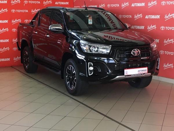 2020 Toyota Hilux 2.8 GD-6 Raider 4X4 Auto Double Cab Bakkie Gauteng Sandton_0