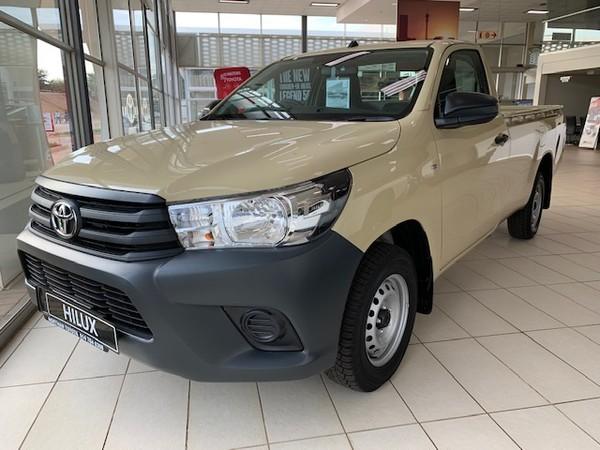 2020 Toyota Hilux 2.4 GD Single Cab Bakkie Limpopo Northam_0