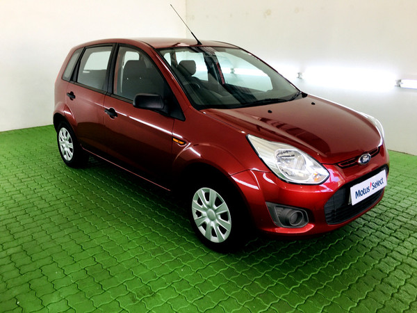 2014 Ford Figo 1.4 Ambiente  Mpumalanga Nelspruit_0