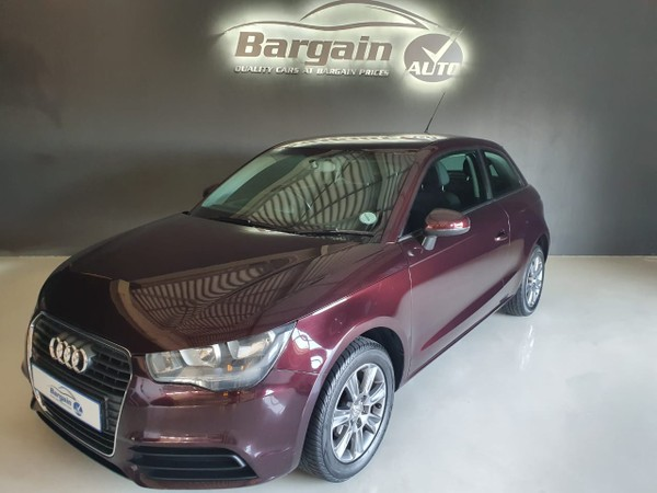 2011 Audi A1 1.4t Fsi  Attraction 3dr  Western Cape Goodwood_0