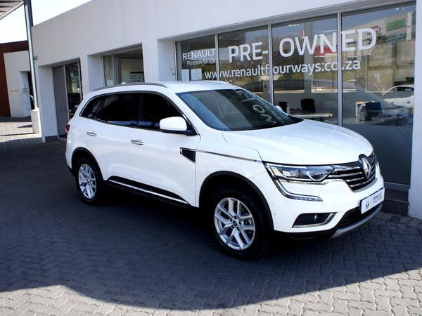 2019 Renault Koleos 2.5 Dynamique CVT Gauteng Four Ways_0