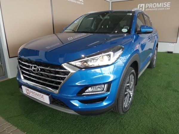 2020 Hyundai Tucson 2.0 CRDi Executive Auto Gauteng Four Ways_0