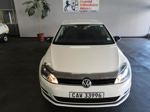 2013 Volkswagen Golf Vii 1.4 Tsi Highline  Western Cape Goodwood_0