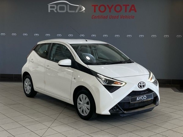 2020 Toyota Aygo 1.0 5-Door Western Cape Somerset West_0