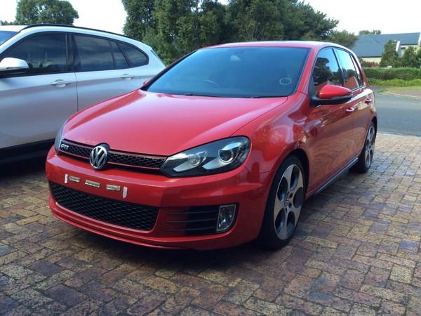 2011 Volkswagen Golf Vi Gti 2.0 Tsi  Western Cape Hermanus_0