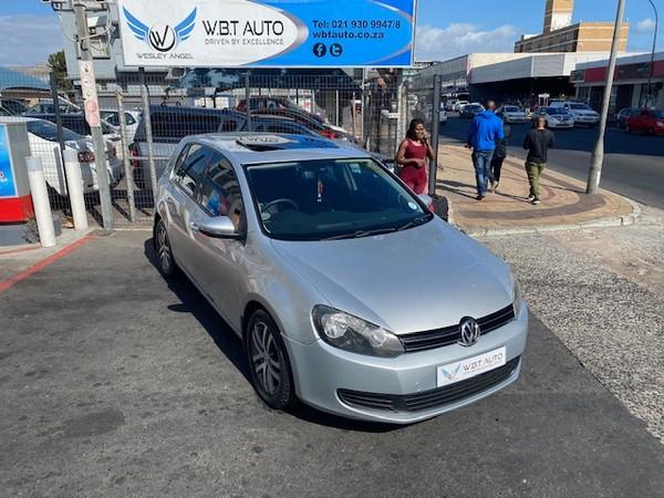 2009 Volkswagen Golf Vi 1.6 Tdi Comfortline  Western Cape Cape Town_0