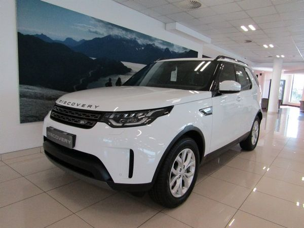 2020 Land Rover Discovery 3.0 TD6 SE Gauteng Pretoria_0