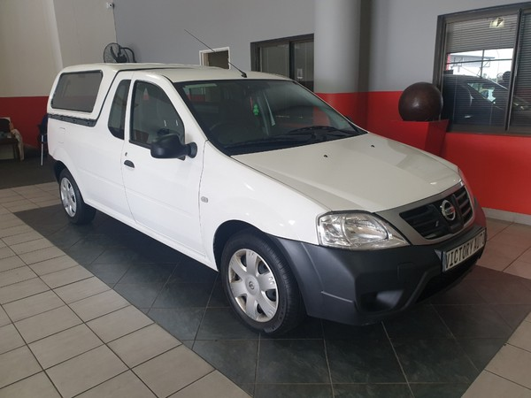 2015 Nissan NP200 1.5 Dci  Ac Safety Pack Pu Sc  Western Cape Brackenfell_0