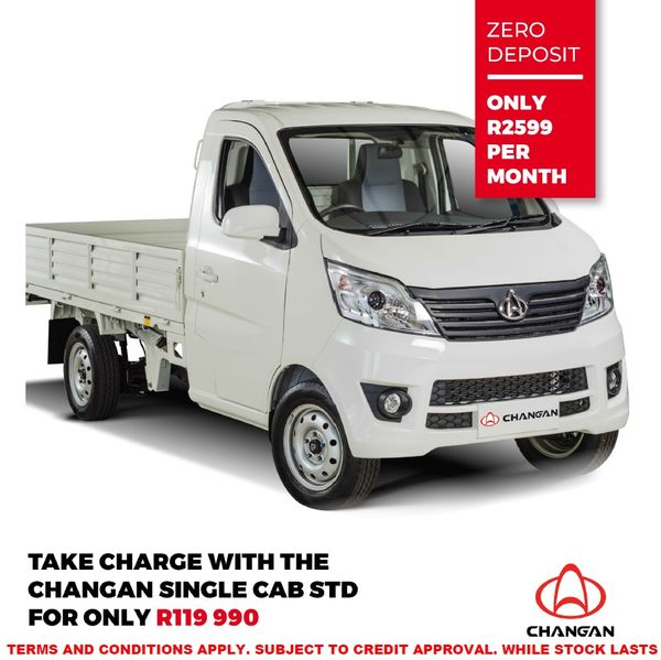 2020 Chana Star 3 1.3 Single Cab Bakkie Gauteng Kempton Park_0