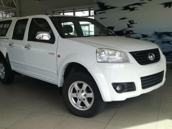2013 GWM Steed STEED 5E 2.0 VGT SX Double Cab Bakkie Western Cape Bloubergstrand_0