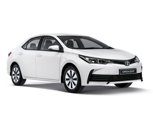 2020 Toyota Corolla Quest 1.8 Kwazulu Natal Eshowe_0